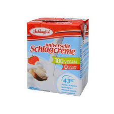 Schlagfix - Whipping Cream Unsweetened 200ml