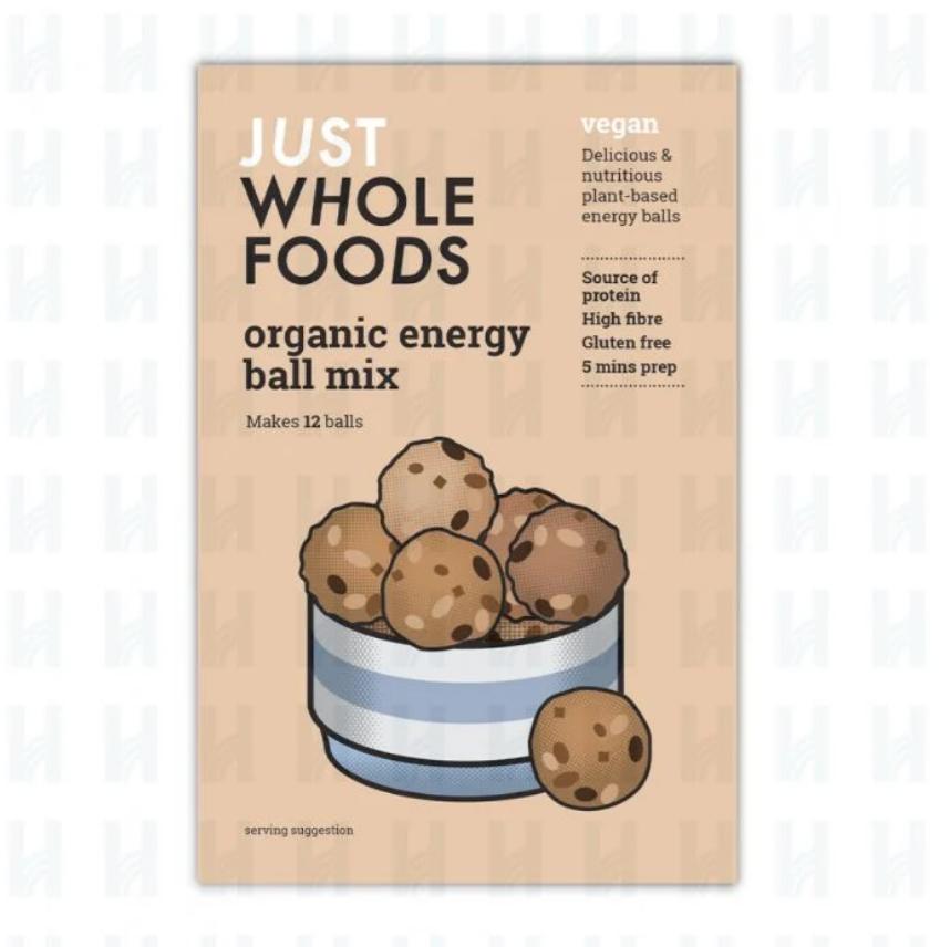 Just Wholefoods - Energy Ball Mix