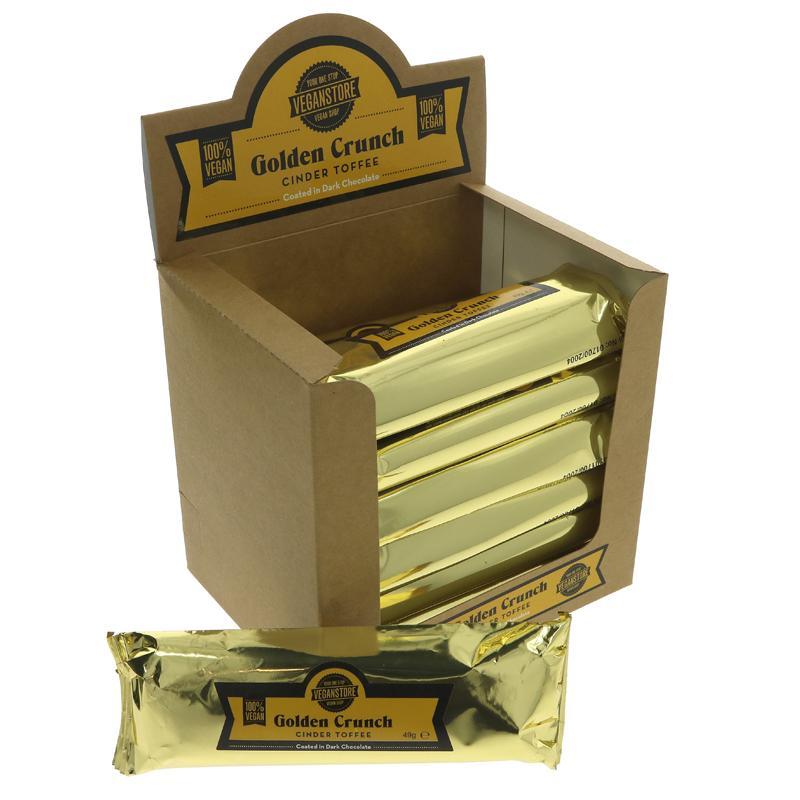 Golden Crunch Bar - Dark Chocolate