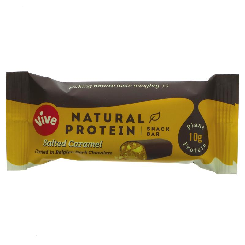Vive - Salted Caramel Protein Bar