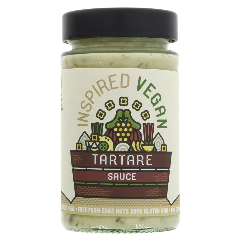 Inspired Vegan - Tartare Sauce