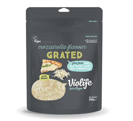 Violife - Grated Mozzarella 200g