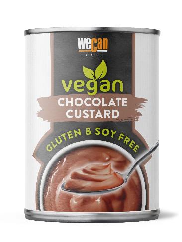 We Can Vegan - Chocolate Custard ON OFFER (RRP £1.80)