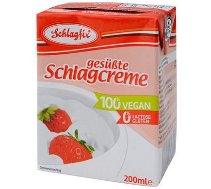 Schlagfix - Whipping Cream Sweetened 200ml