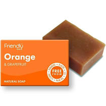 Friendly Soap - Orange & Grapefruit