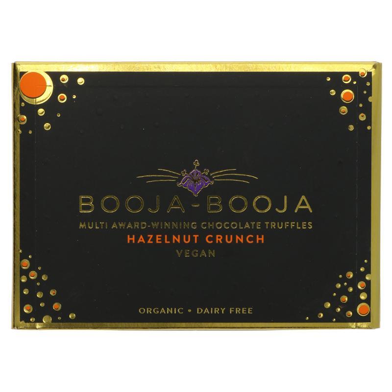 Booja Booja - Hazelnut Crunch Truffles (92g)