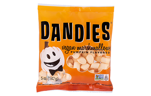 Dandies Mini Pumpkin Marshmallows (142g)