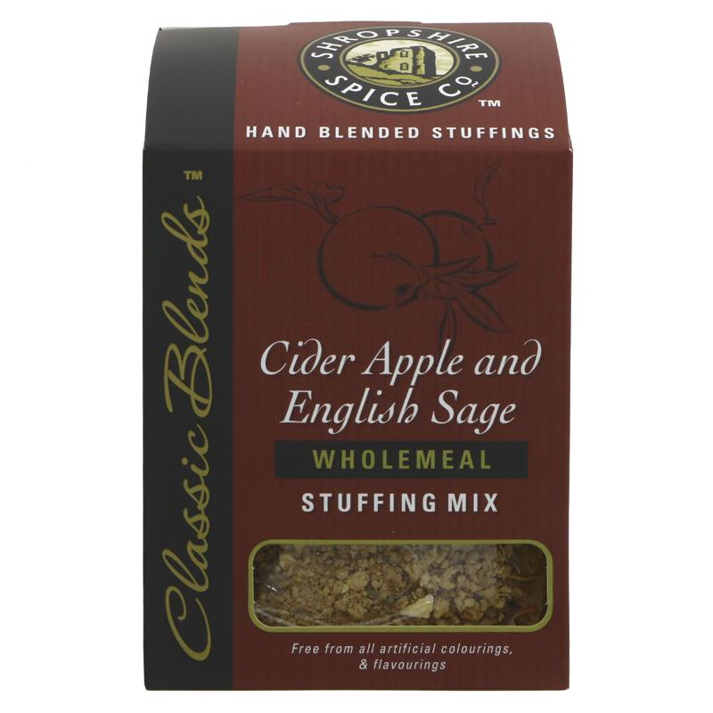 Shropshire Spice - Cider Apple and English Sage Wholemeal Stuffing Mix