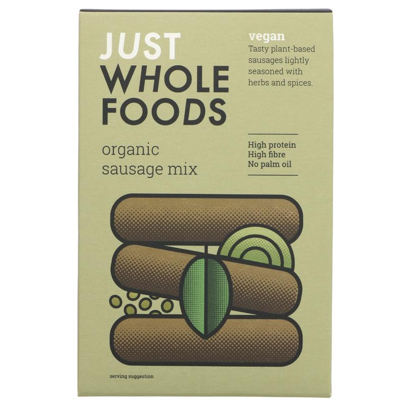 Just Wholefoods - Sausage Mix