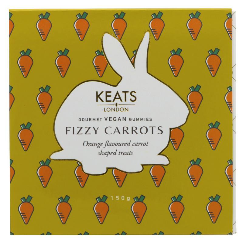 Keats Fizzy Carrots - Easter Gift