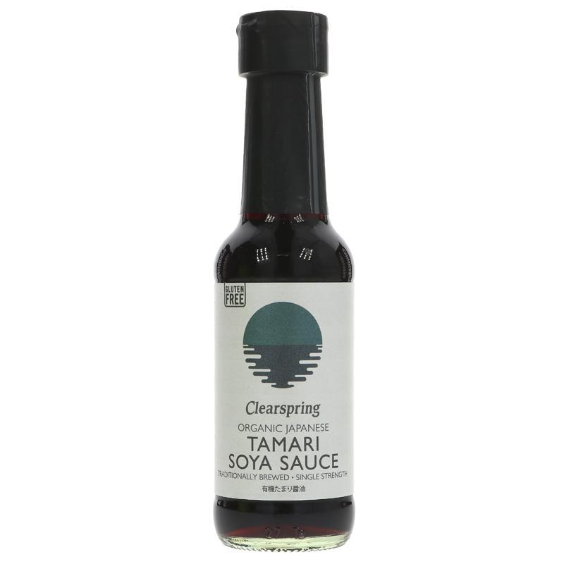 Clearspring Tamari Soya Sauce