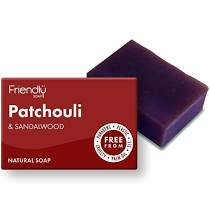 Friendly Soap - Patchouli & Sandalwood