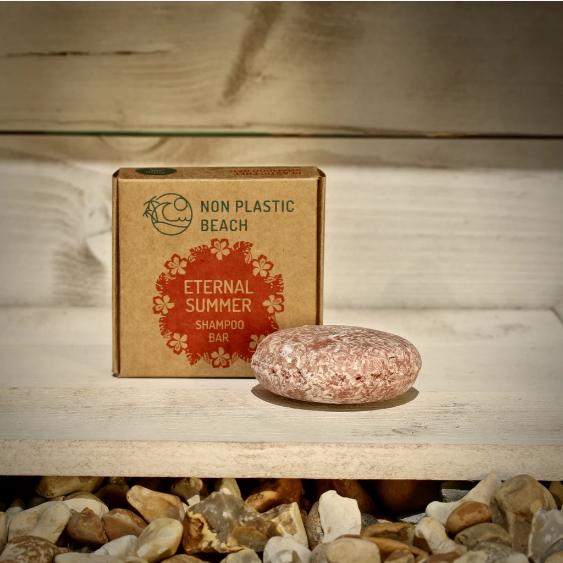 Non Plastic Beach - 'Eternal Summer' Shampoo Bar (70g)