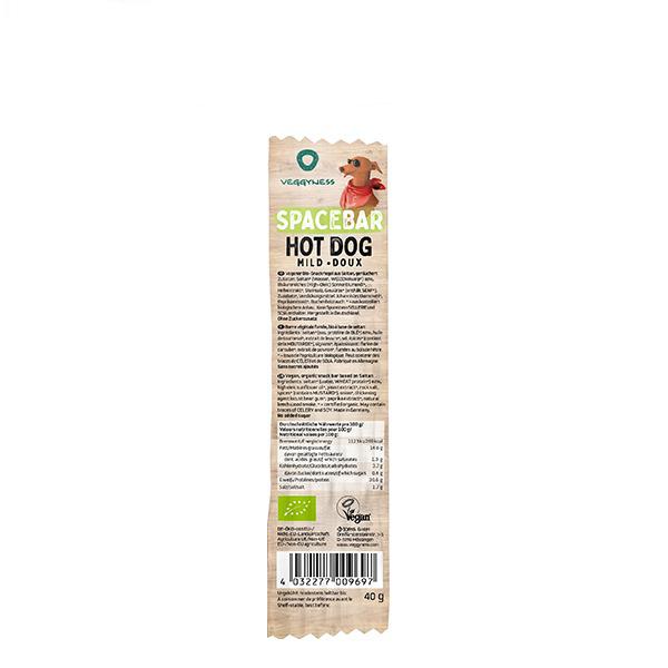 Veggyness - Hot Dog Space Bar