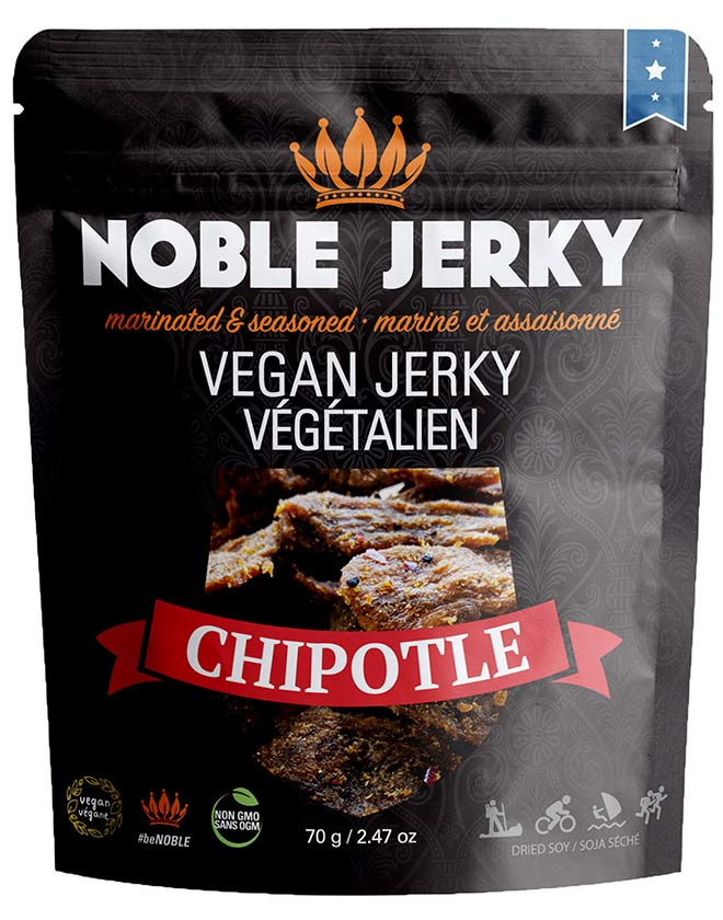 Noble Jerky - Chipotle