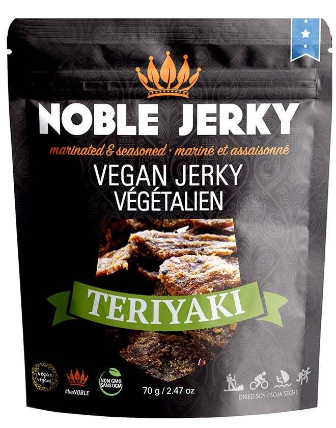 Noble Jerky - Teriyaki