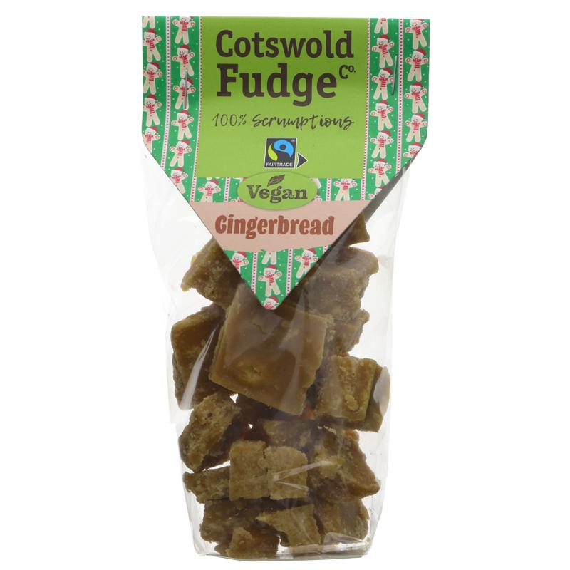 Cotswold Fudge - Gingerbread