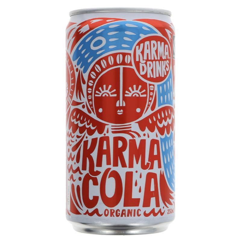 Karma Cola - Cola can