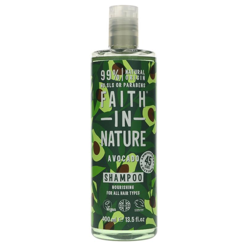 Faith in Nature - Avocado Shampoo