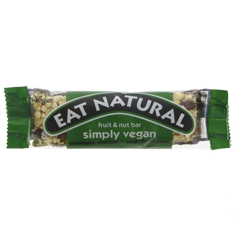 Eat Natural Simply Vegan Bar