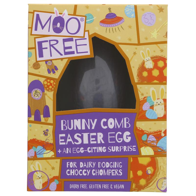 Moo Free - Bunnycomb Easter Egg