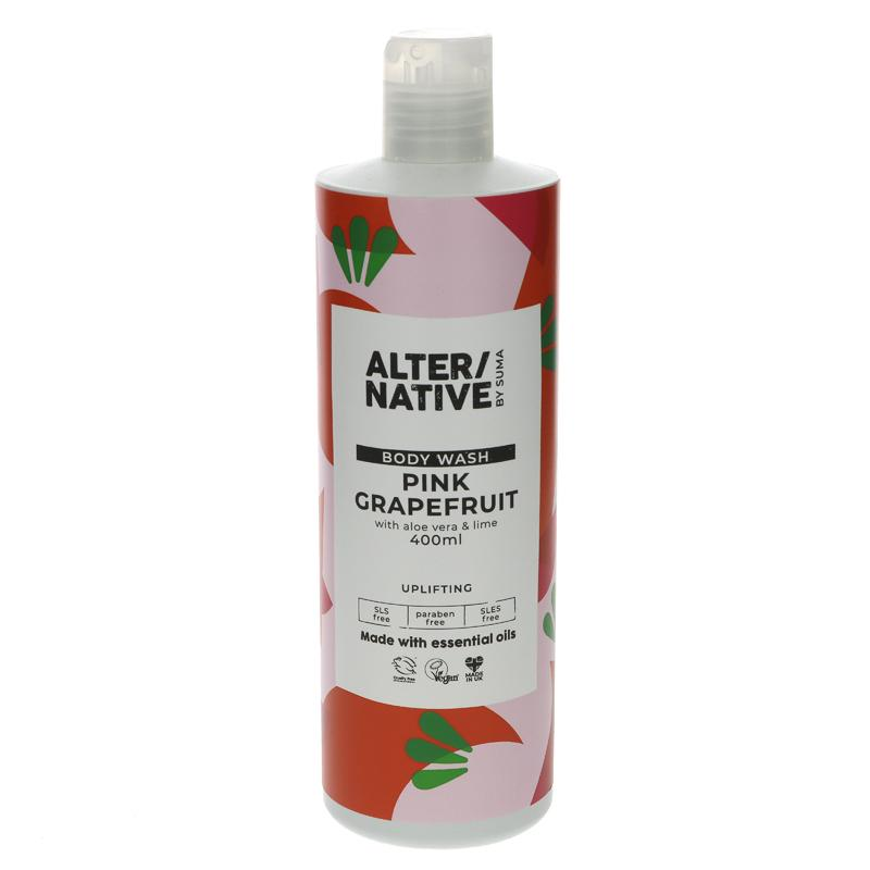 Alter/native Pink Grapefruit Bodywash