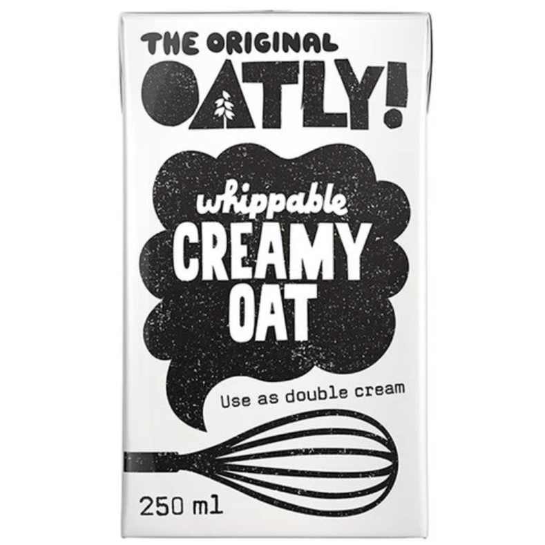 Oatly - Whippable Creamy Oat