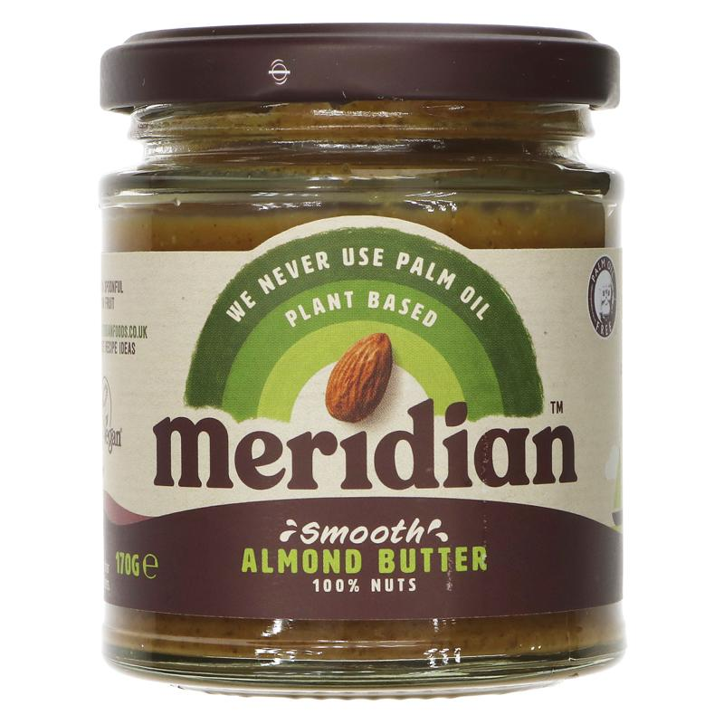 Meridian - Almond Butter Smooth (170g)