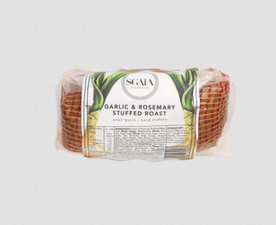 Sgaia - Garlic & Rosemary Stuffed Roast (500g serves 3-4))