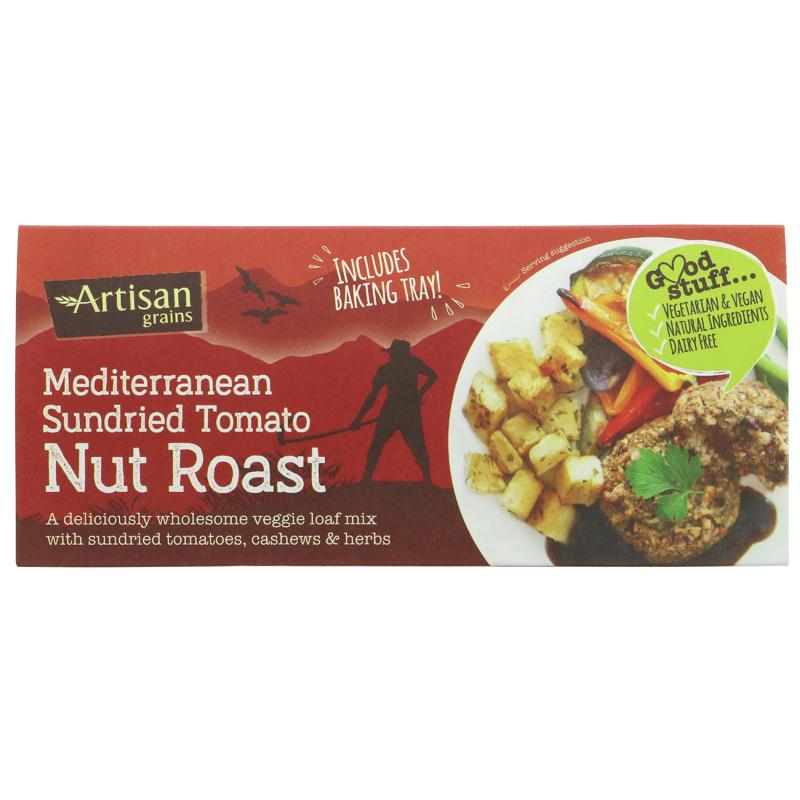Artisan Grains - Sundried Tomato Nut Roast
