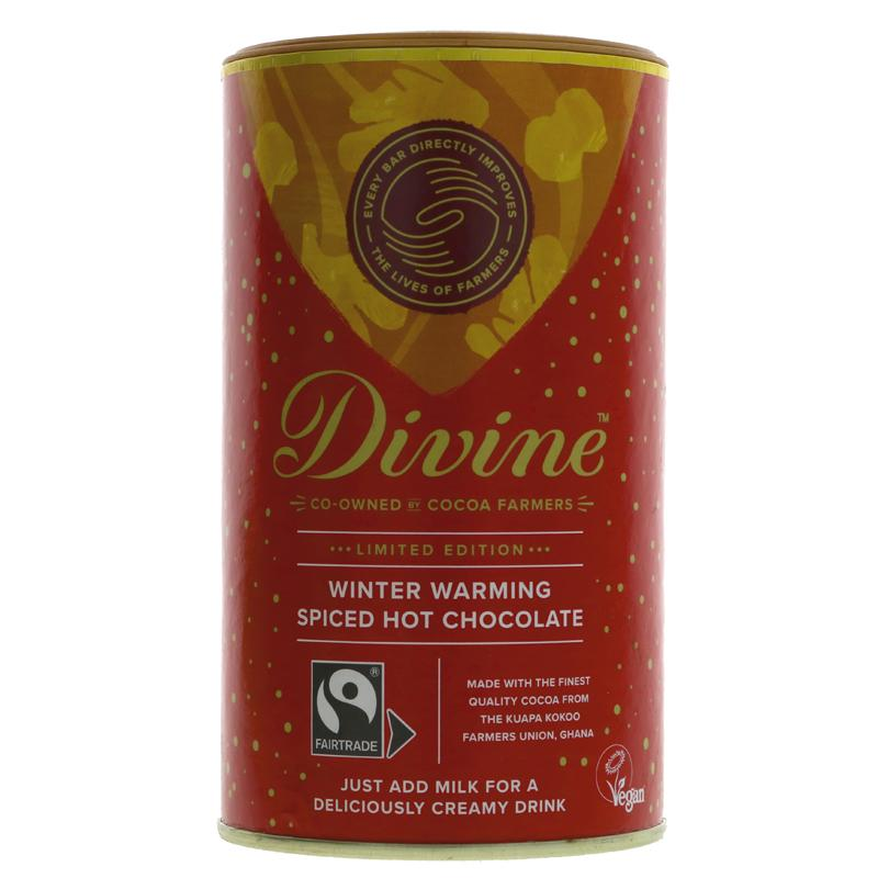 Divine - Winter Spice Hot Chocolate Limited Edition