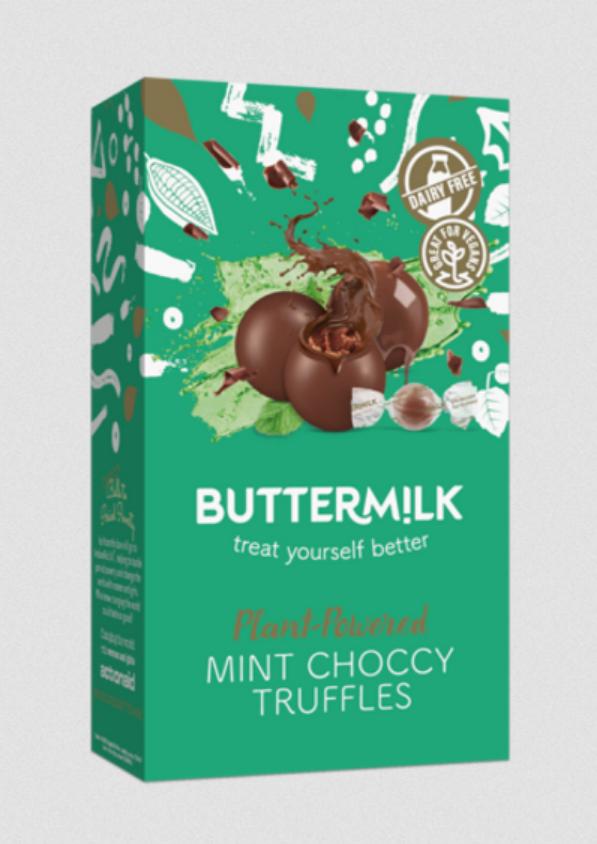 Buttermilk - Mint Choccy Truffles (80g) COMING SOON