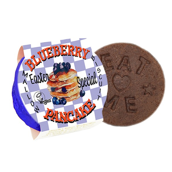 Anandas - Blueberry Pancake Flavour Easter Round Up