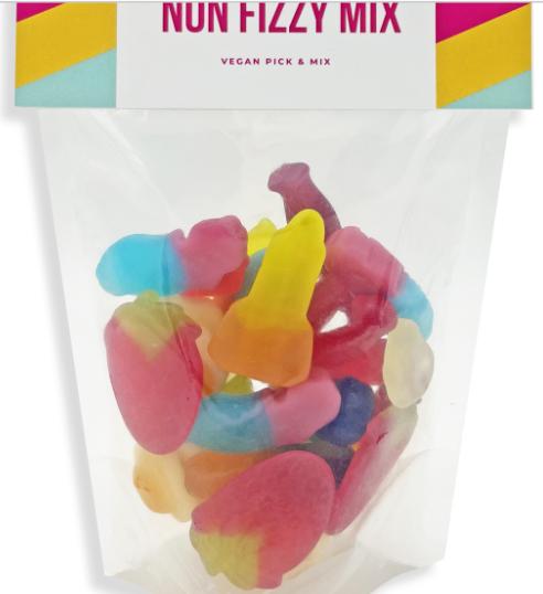 Conscious Candy Co - Non Fizzy Mix (200g)