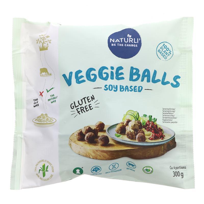 Naturli - Veggie Balls