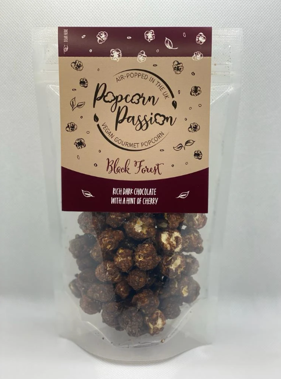 Popcorn Passion - Black Forest
