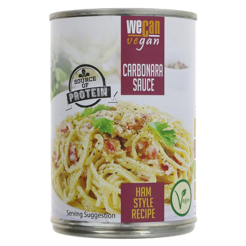 We Can Vegan - Carbonara Sauce