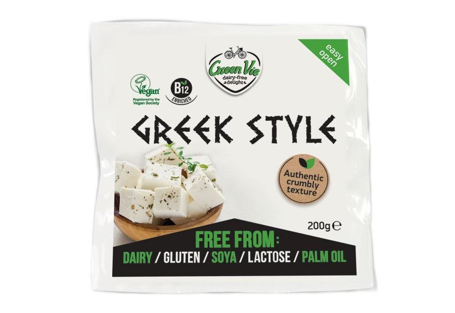 Green Vie - Greek Style