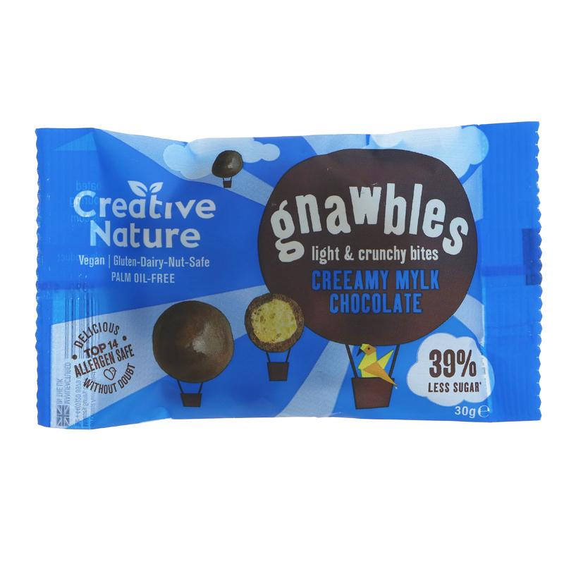 Creative Nature Gnawbles - Mylk Chocolate