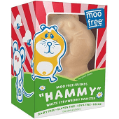 Moo Free - Strawberry & White Chocolate Hammy Hamster