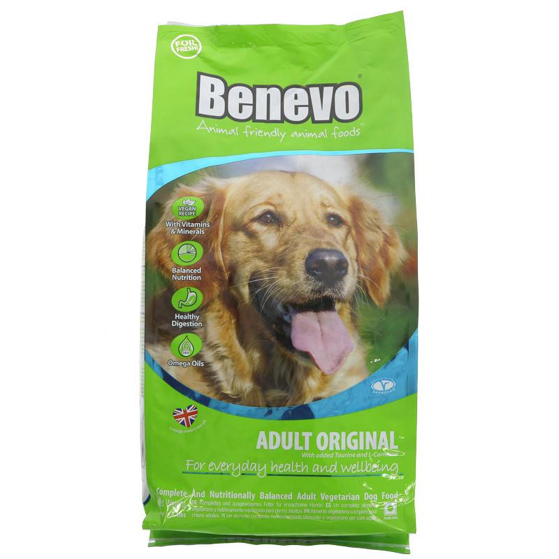 Benevo Adult Dog Food Original 2kg