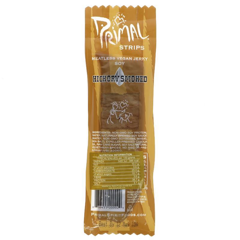 Primal - Hickory Smoked Jerky