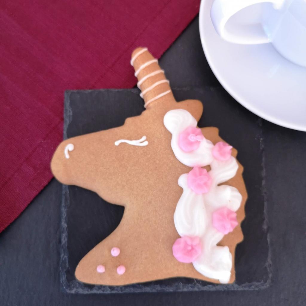 Weddell & Turner Gingerbread Unicorn