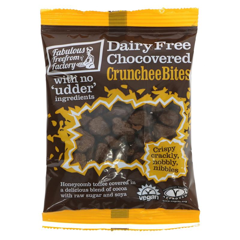 Fabulous FreeFrom Factory - Crunchee Bites