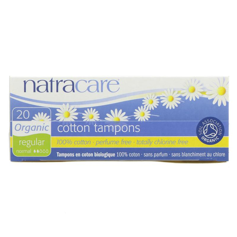 Natracare - Regular Tampons (non applicator)