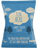 Ten Acre Crisps - Salt & Vinegar REDUCED BEST BEFORE 16.06.20