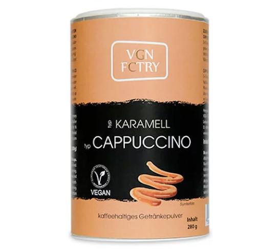 Instant Cappuccino - Caramel
