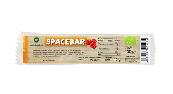 Veggyness - Chorizo Space Bar