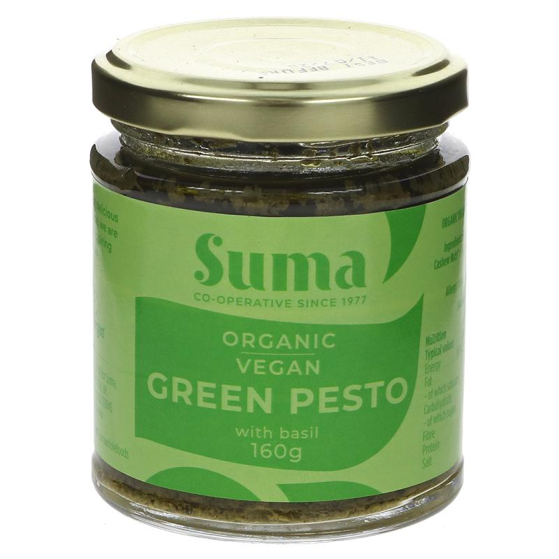 Suma - Pesto Green