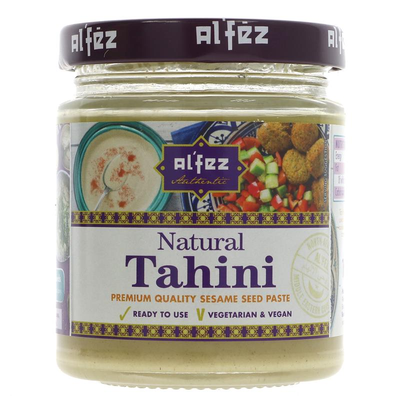 Alfez Natural Tahini